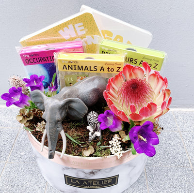 Kids Safari Bloom Box
