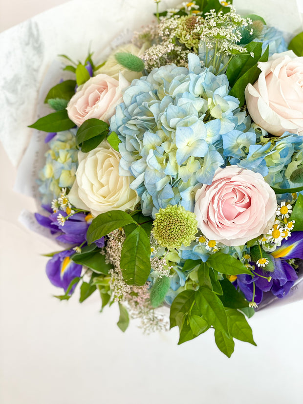 Bleu Hydration Bouquet - LA ATELIER SINGAPORE