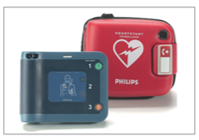 Load image into Gallery viewer, Philips Heartstart FRx semi-automatic AED