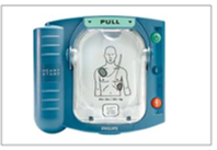 Load image into Gallery viewer, Philips Heartstart HS1 semi-automatic AED