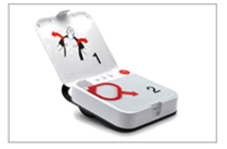Load image into Gallery viewer, Physio-Control Lifepak CR2 Semi-Automatic AED with WIFI