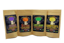 Load image into Gallery viewer, Certified Organic Mushroom Powder / Cacao Mix (3.5 oz)