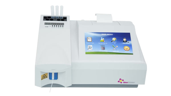 Health diagnosis CBC 3 part open system fully automatic
