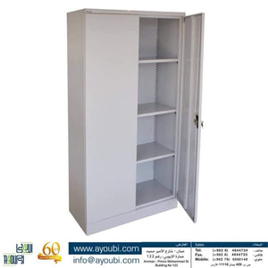 Ayoubi 2-Door Filing Cabinets - Model No. 101 - Ayoubi Steel Furniture Factory
