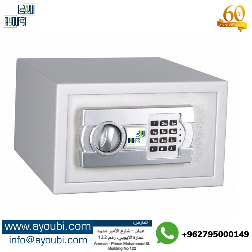 Ayoubi Personal Hotel Safes - Model No. EI 321 - Ayoubi Steel Furniture Factory