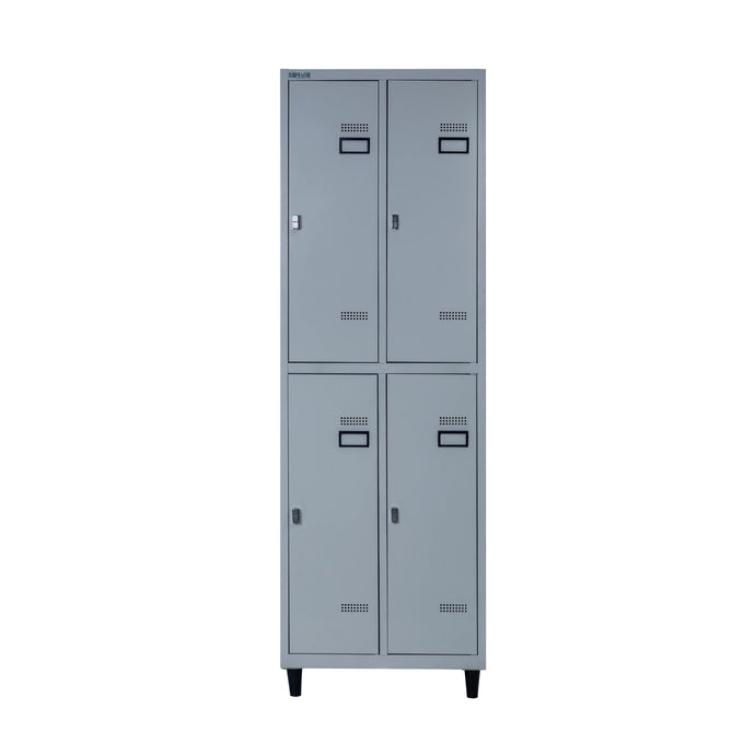 Ayoubi Steel Lockers - Model No. 204 - Ayoubi Steel Furniture Factory