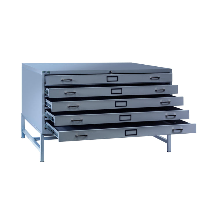 Ayoubi Plans Filing Cabinets - Model No. P-105 - Ayoubi Steel Furniture Factory