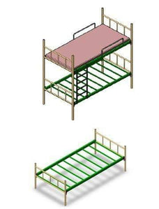 Ayoubi Steel Custom Made Products - Bunk Beds mousaayoubi