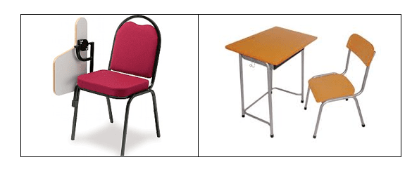 Ayoubi Steel Custom Made Products - Educational Furniture - Ayoubi Steel Furniture Factory