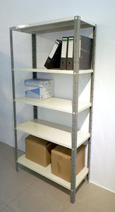 Ayoubi Steel Shelf - Model No. MS41 - Ayoubi Steel Furniture Factory