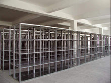 Load image into Gallery viewer, Ayoubi Boltless Shelving System - Upright - Model No. SBU250 - Ayoubi Steel Furniture Factory