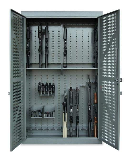 Ayoubi Steel Custom Made Products - Weapons Storage Cabinets - Ayoubi Steel Furniture Factory