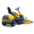 Park Pro 16 4WD Ride On Lawnmower - The Park Pro 16 4WD fully articulated front cut Combi mower is fitted with a twin cylinder Briggs & Stratton Vangaurd engine which will power the full range of Stiga cutter decks with manual or electric height adjustment control.