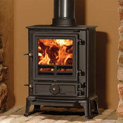 Brunel 1A Woodburning Stove. Wood Burner, Multifuel Stove