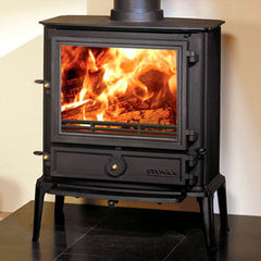 Brunel 3CB Woodburning Stove. Wood Burner, Multifuel Stove