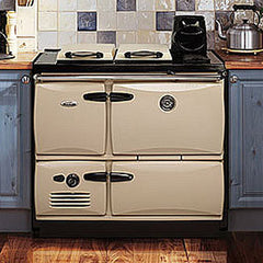 Waterford Stanley - Donard Wood Burning Range Cooker - 12 Radiators