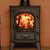 Stockton 6 Woodburning Stove. Wood Burner, Multifuel Stove
