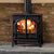 Stockton 8 HB Woodburning Stove. Wood Burner, Multifuel Stove