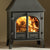 Stockton 8 Woodburning Stove. Wood Burner, Multifuel Stove