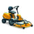 Villa 12 Mulching Ride On Lawnmower - Multiclip recycling or rear discharge  An economical option for smaller gardens