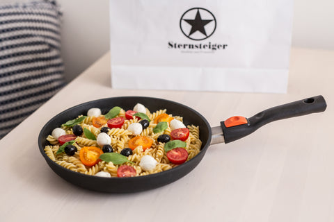 Sternsteiger MoVe frying Pan Series