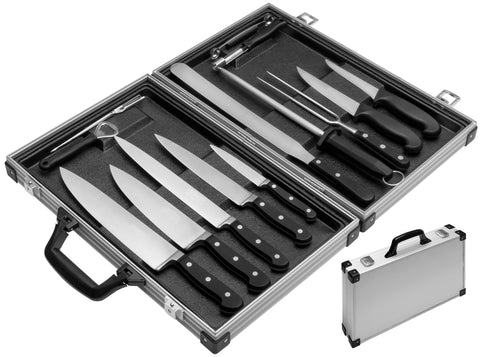Chef's aluminum case