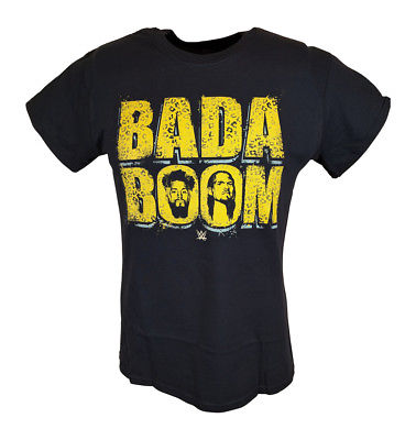 Enzo Cass Bada Boom Realest Guys In The Room WWE Mens T-shirt