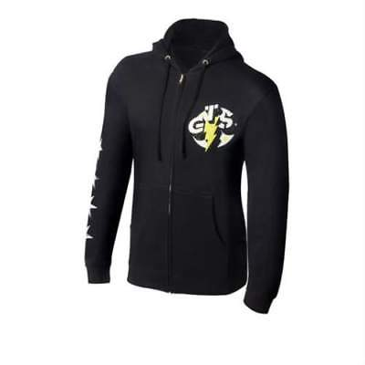 CM Punk GTS Best In The World Mens Zipper Hoody Sweatshirt