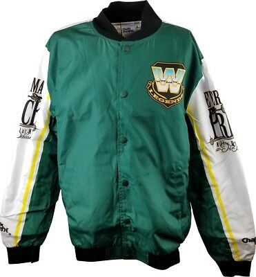 Million Dollar Man Ted Dibiase WWE Legends Fanimation Chalkline Jacket
