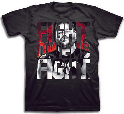 Kevin Owens WWE Mens Puzzle T-shirt Single Sided Print