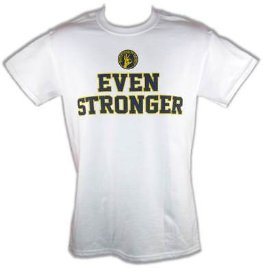 John Cena Even Stronger Costume Hat T-shirt Wristbands