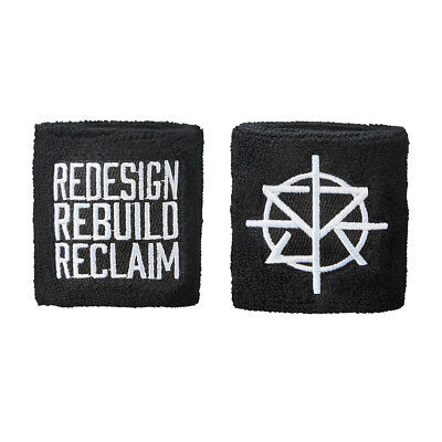 Seth Rollins Redesign Rebuild Reclaim WWE Authentic Logo Wristbands Set of 2