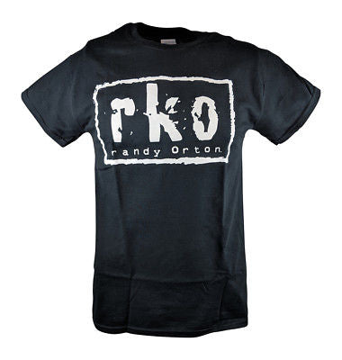 Randy Orton RKO Legend Killer Mens Black T-shirt