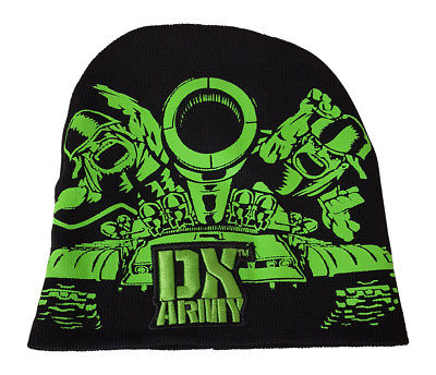 DX Army D-Generation X Tank Beanie Cap Hat WWE