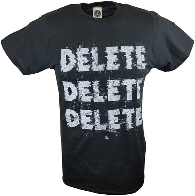 Woken Matt Hardy Delete from Existance WWE Mens T-shirt