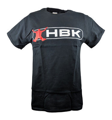 Shawn Michaels HBK Believe It Achieve It Black T-shirt