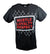 John Cena Beware of Dog Mens Black T-shirt