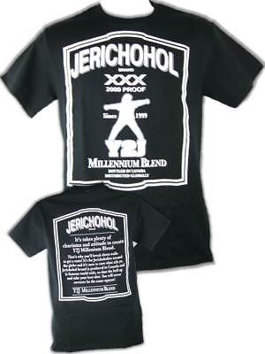 Chris Jericho Y2J 2000 Proof Jerichohol Mens T-shirt