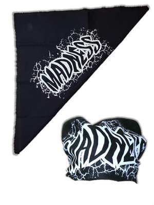 Madness Colored Bandana for Macho Man Costume