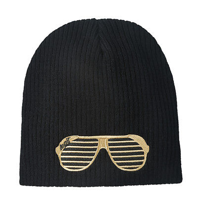 Sasha Banks Legit Boss WWE Authentic Knit Beanie Cap Hat