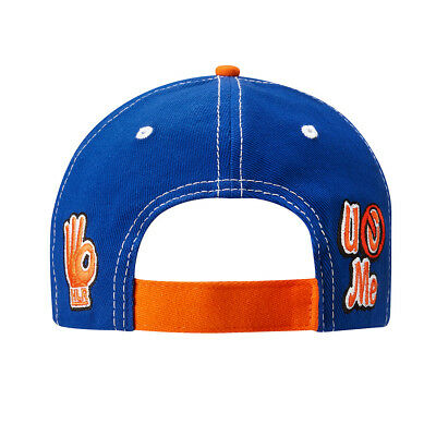John Cena Respect Earn It Costume T-shirt Baseball Hat Headband Wristbands Boys
