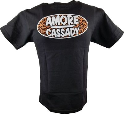 Enzo and Cassady Sawft WWE Authentic Mens Black T-shirt