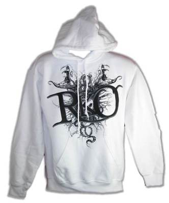 Randy Orton Venom Runs Deep RKO White Pullover Hoody Sweatshirt New