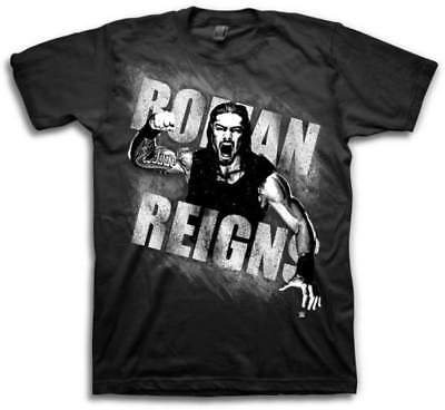 Roman Reigns Superman Punch Mens T-shirt