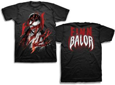 Finn Balor Prince of Ireland WWE Mens T-shirt