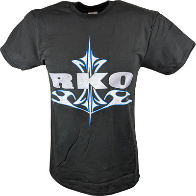 Randy Orton RKO Destiny WWE Mens Black T-shirt
