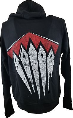 Finn Balor Demon Arrival WWE Authentic Mens Zipper Hoody Sweatshirt
