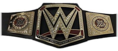 WWE Kids World Heavyweight Championship Toy Title Belt