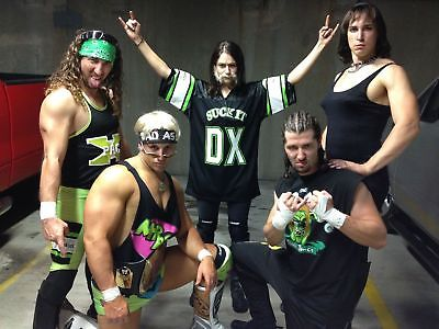 DX D-Generation X WWE Jersey Shirt