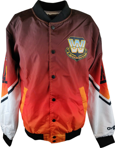 Eddie Guerrero Latino Heat WWE Mens Legends Fanimation Chalkline Jacket